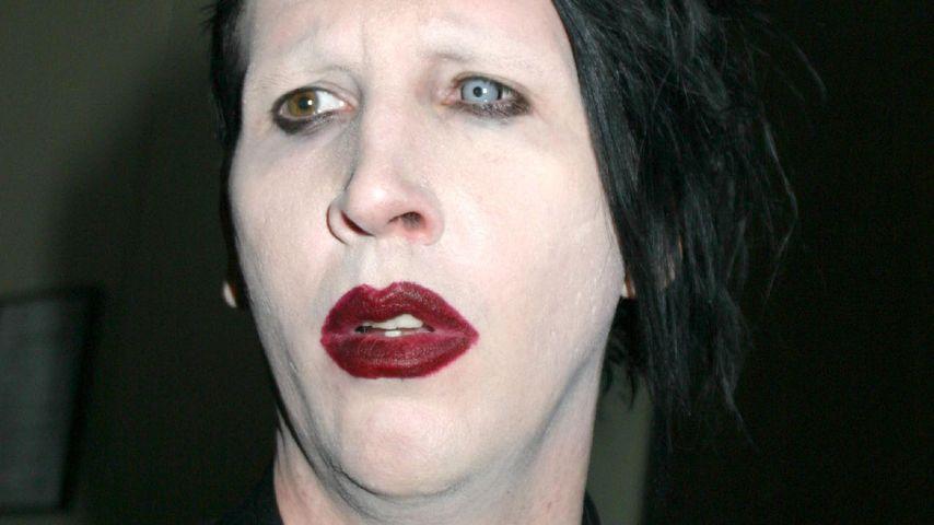 Skandal-Rocker Marilyn Manson
