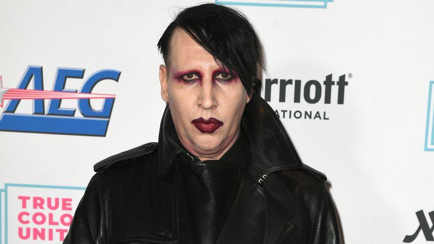 Marilyn Manson, 2019