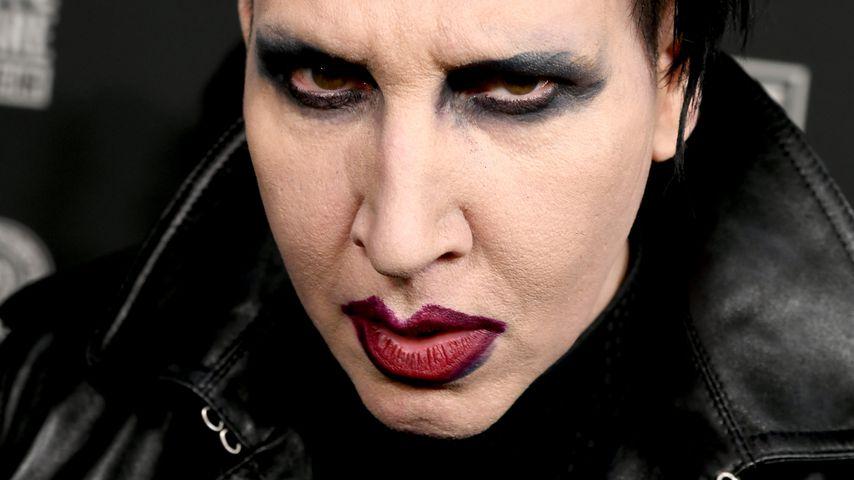 Neue Missbrauchsvorwürfe gegen Schock-Rocker Marilyn Manson