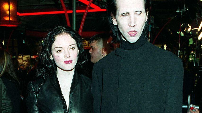 Rose McGowan & Marilyn Manson: Liebes-Aus wegen Drogen