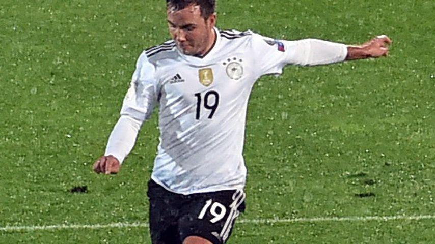 Bänder gerissen: Mario Götze muss verletzt pausieren!