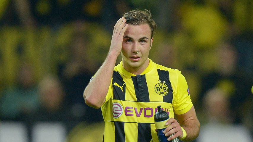 Krasses Gerücht: Mario Götze vor der Rückkehr zum BVB?