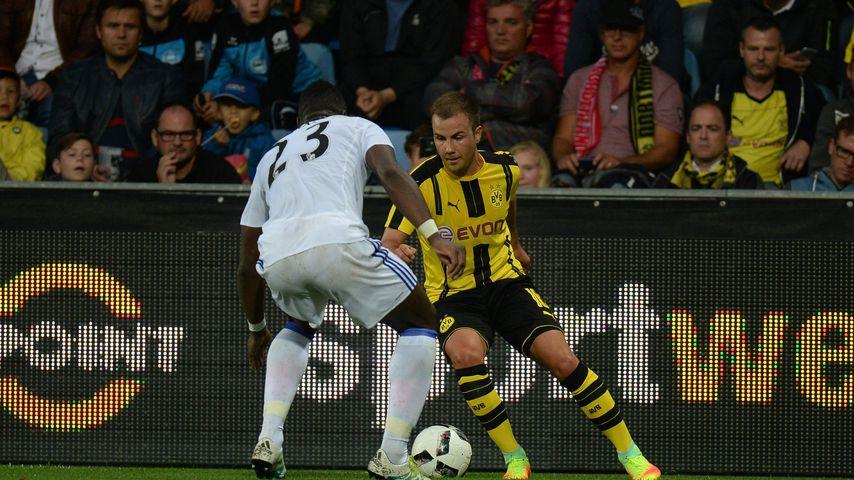 BVB-Kicker Mario Götze