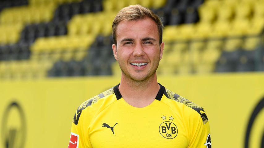 Mario Götze im August 2019 in Dortmund
