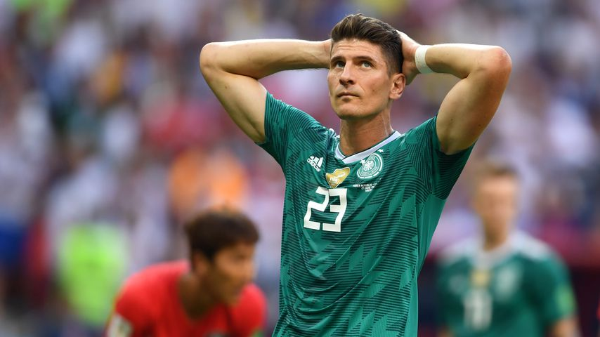 Nach WM-Pleite 2018: Mario Gomez tritt aus DFB-Team zurück!