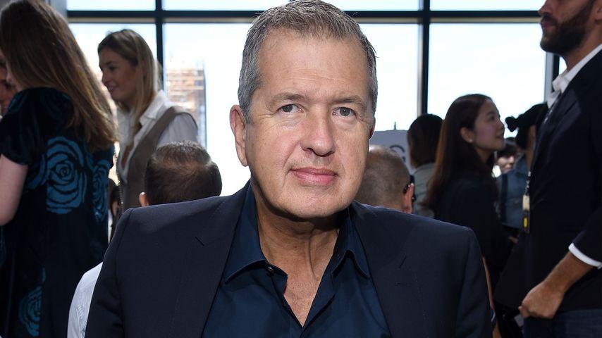 Mario Testino im September 2015