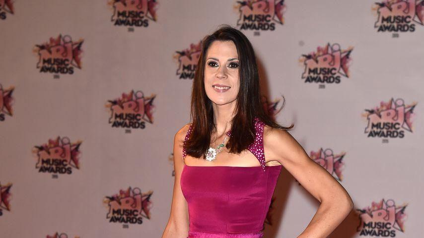 Marion Bartoli bei den NRJ Music Awards 2015