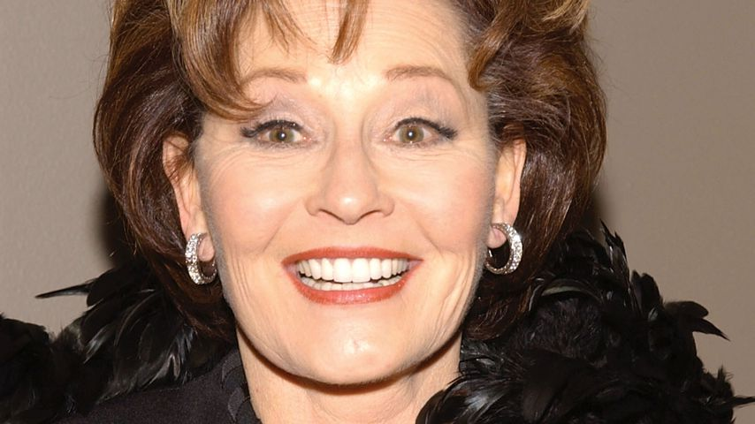 Marj Dusay im Januar 2002 in New York