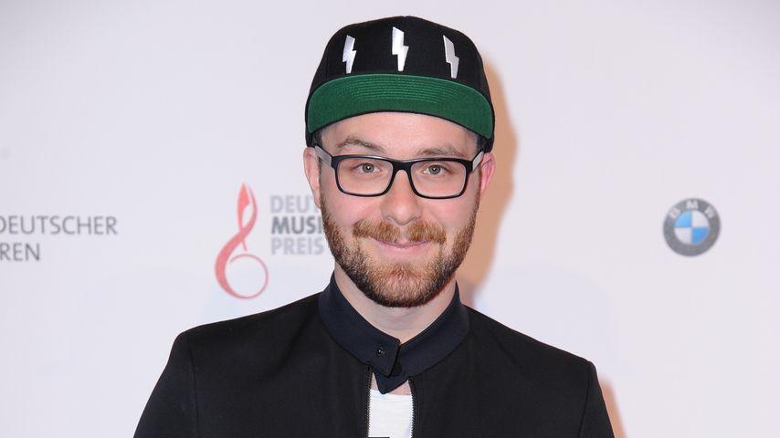 Mark Forster beim Musikautorenpreis 2015