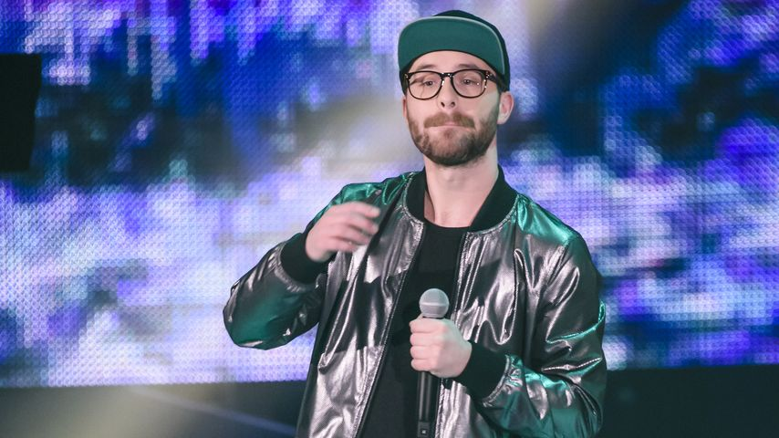 "Mark Forster beim ""The Voice Kids""-Finale"