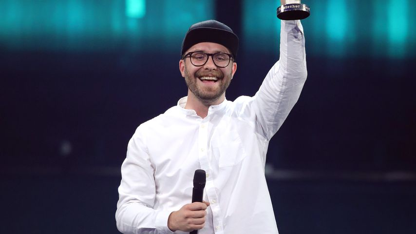 Mark Forster bei der ECHO-Verleihung 2018 in Berlin