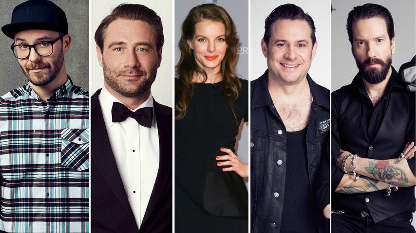 """Ü-60-Talente: Diese Stars sitzen in """"The Voice Senior""""-Jury!"""