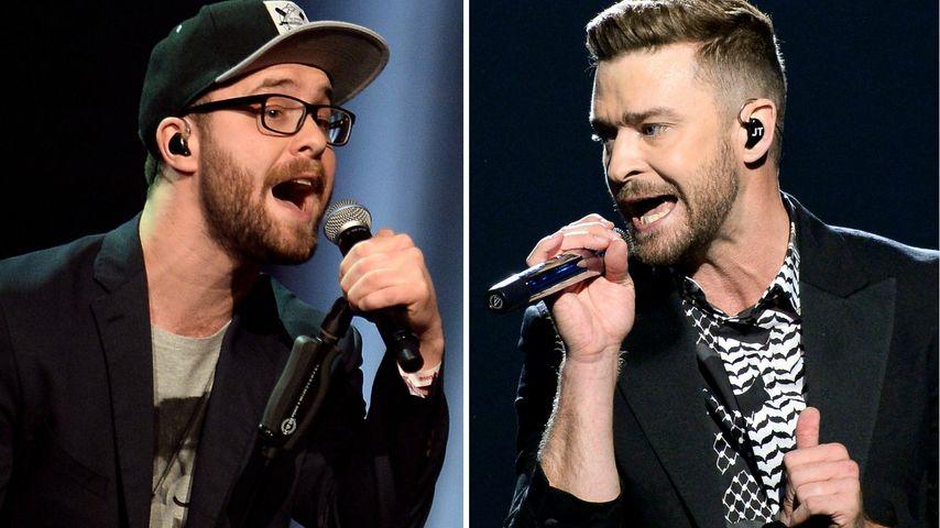 Deutscher Justin Timberlake? Große Ehre für Mark Forster