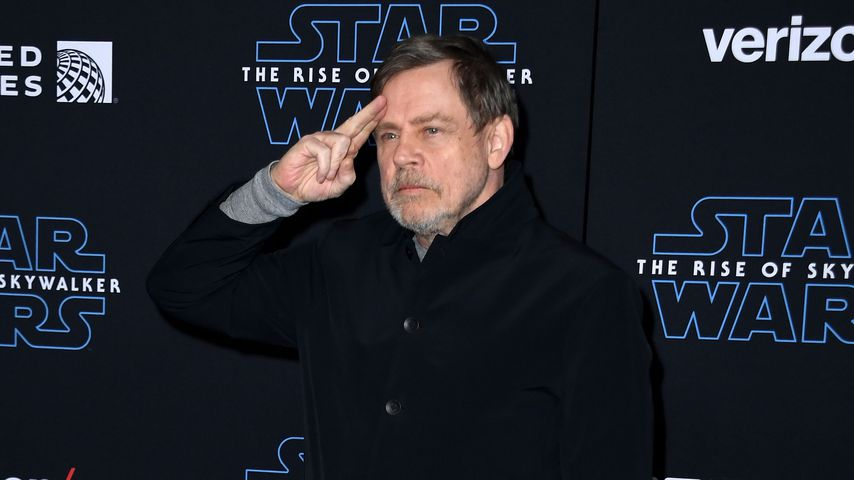 """Mark Hamill bei der """"Star Wars: Rise of Skywalker""""-Premiere"""