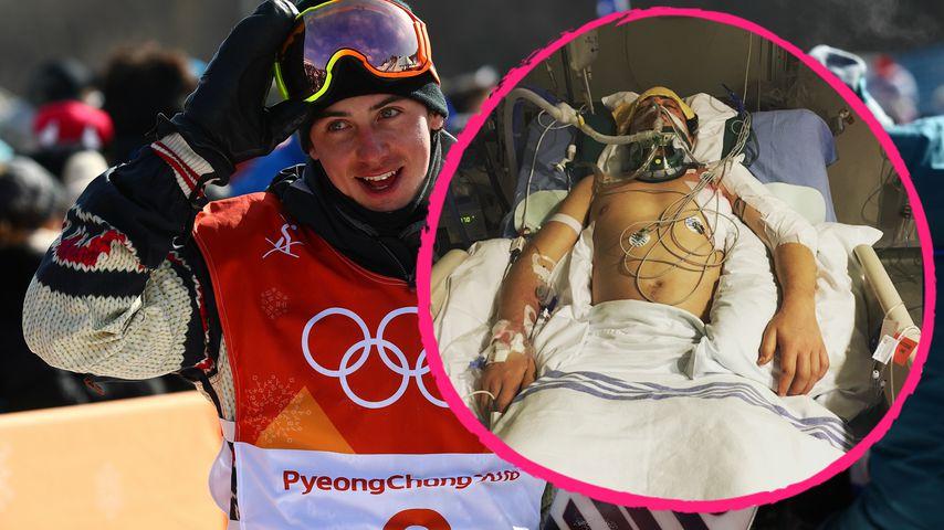 Vor 11 Monaten fast tot! Snowboarder gewinnt Olympia-Bronze