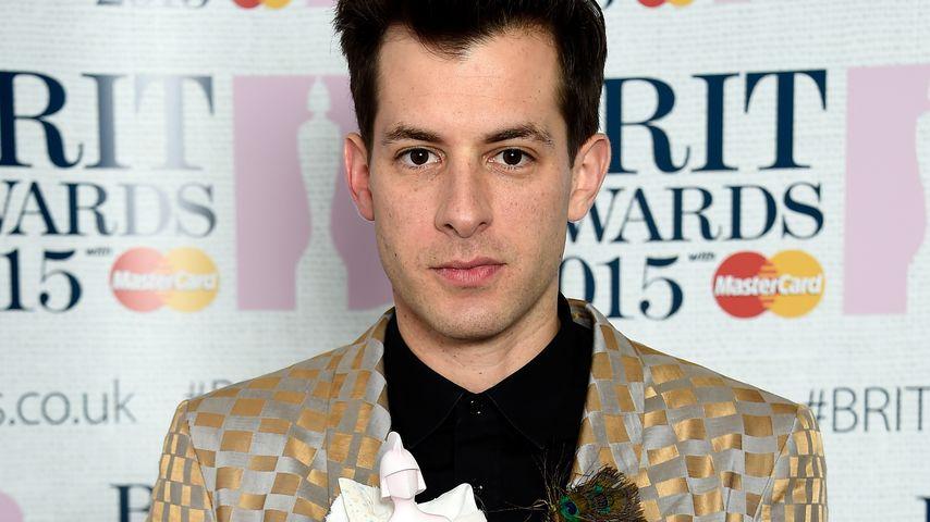 Mark Ronson bei den Brit Awards