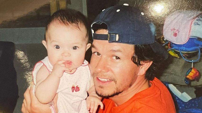 Zum 18. Geburtstag: Mark Wahlberg teilt Foto seiner Tochter