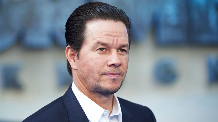 Mark Wahlberg, London 2017