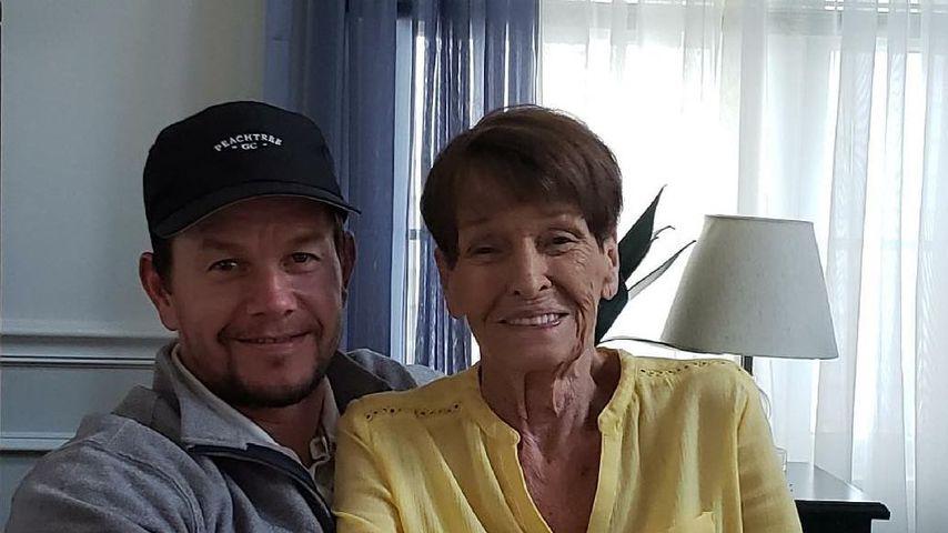 Schauspieler Mark Wahlberg trauert um seine Mutter Alma