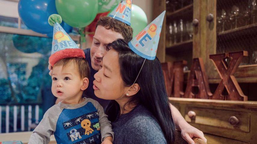 Neues Facebook-Baby: Mark Zuckerberg ist Vater geworden