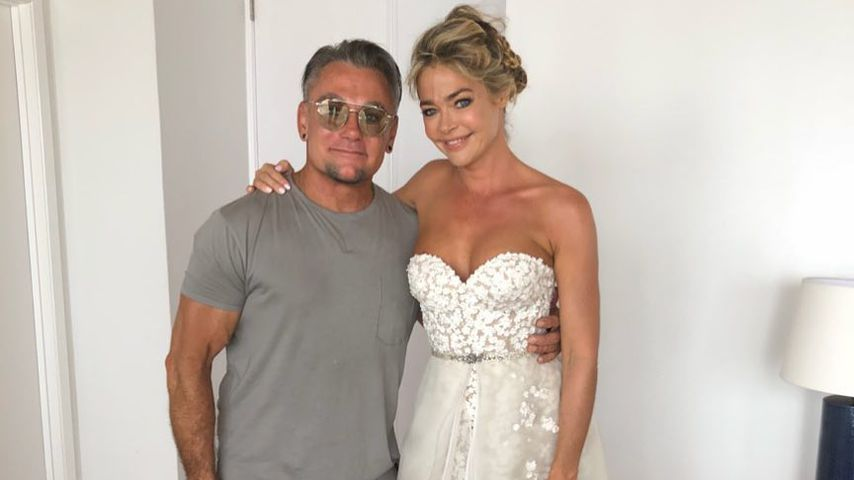 Mark Zunino und Denise Richards