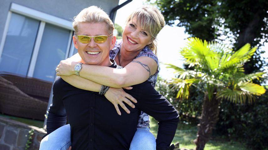 Markus Mörl und Yvonne König