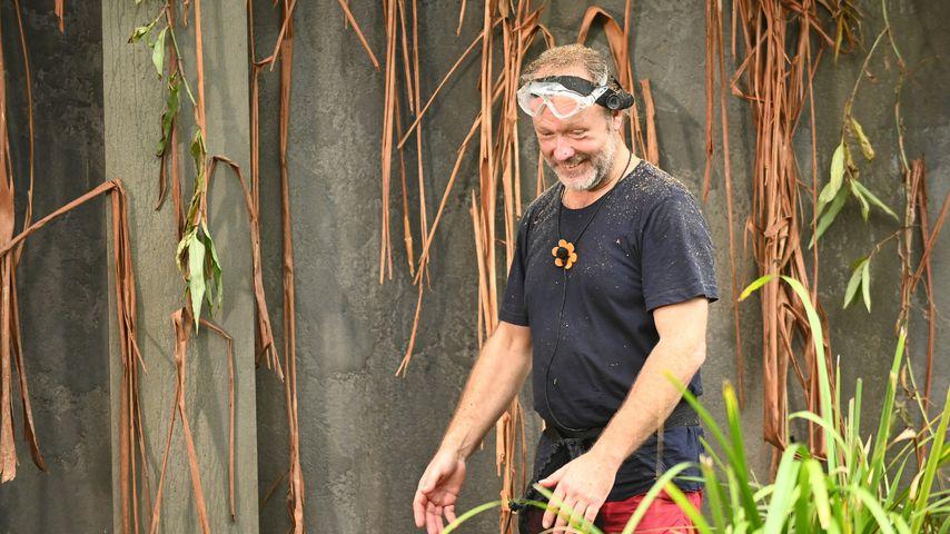 Markus Reinecke in der Dschungelprüfung