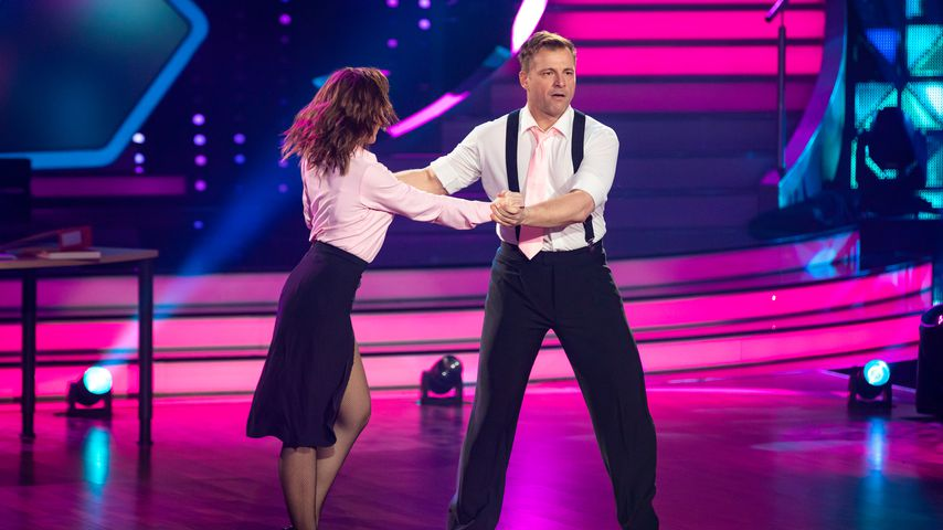 """Marta Arndt und Martin Klempnow bei """"Let's Dance"""""""