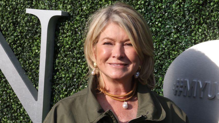Martha Stewart auf der Gala der USTA Stiftung in New York