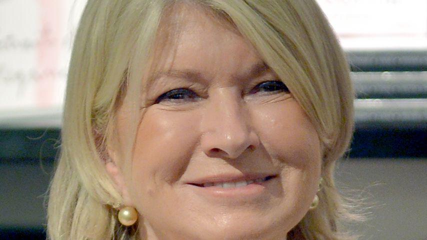 Martha Stewart bei einer Signierstunde in Miami