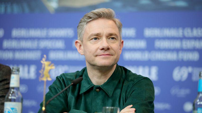 """""""Sherlock""""-Star Martin Freeman: Kommt eine fünfte Staffel?"""