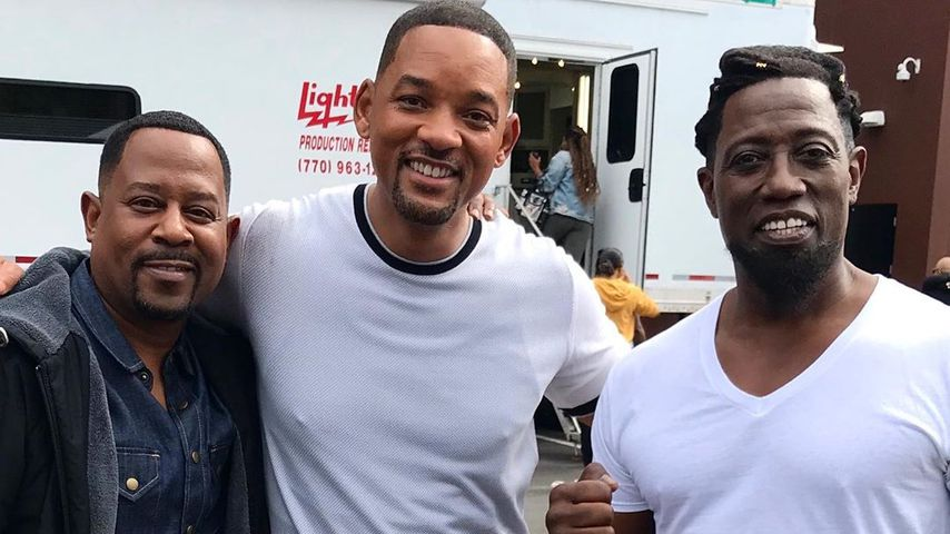 Martin Lawrence, Will Smith und Wesley Snipes