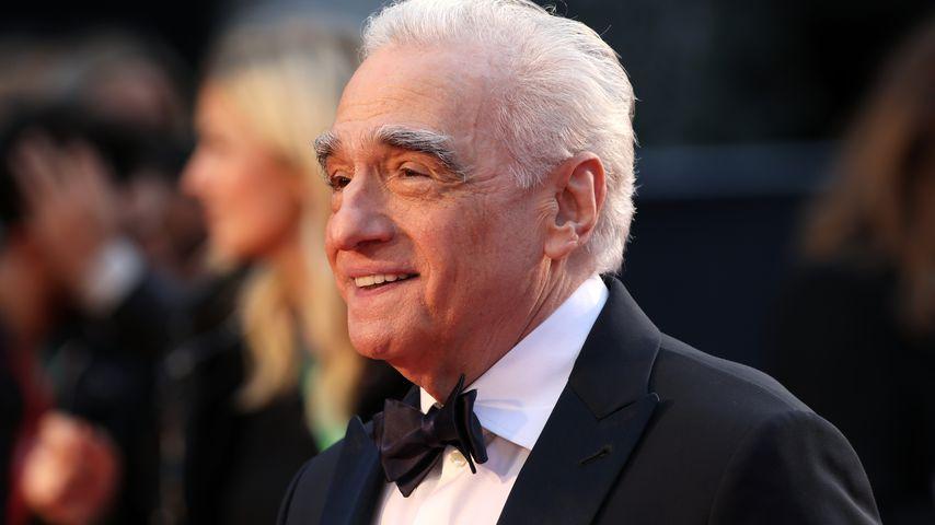 Martin Scorsese in London, 2019