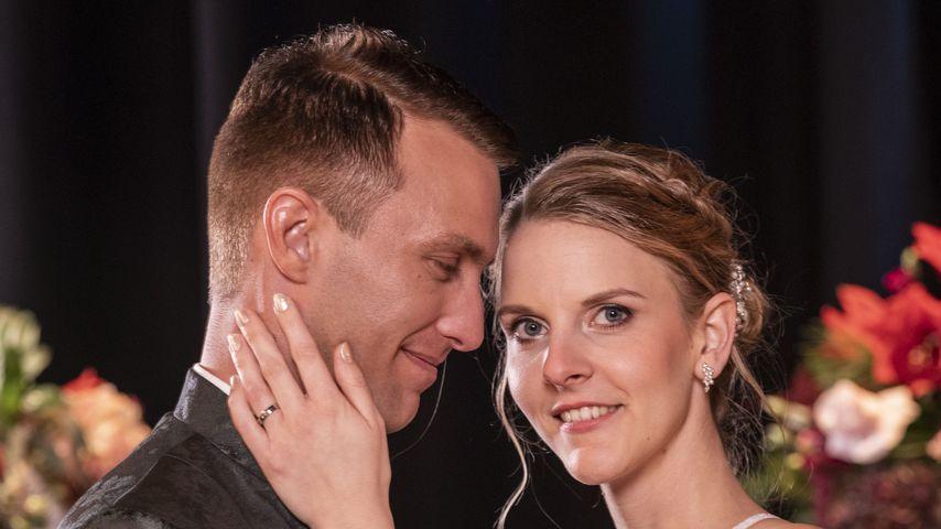 """Martin und Ariane, """"Hochzeit auf den ersten Blick""""-Paar"""