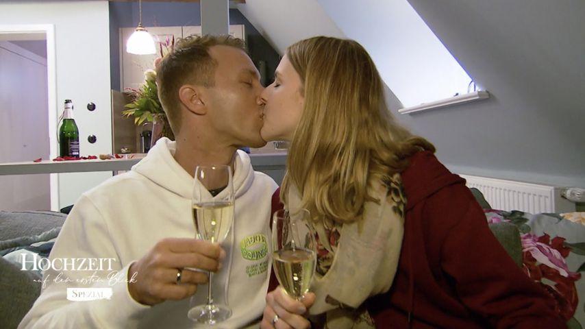"""Martin und Ariane bei """"Hochzeit auf den ersten Blick"""""""