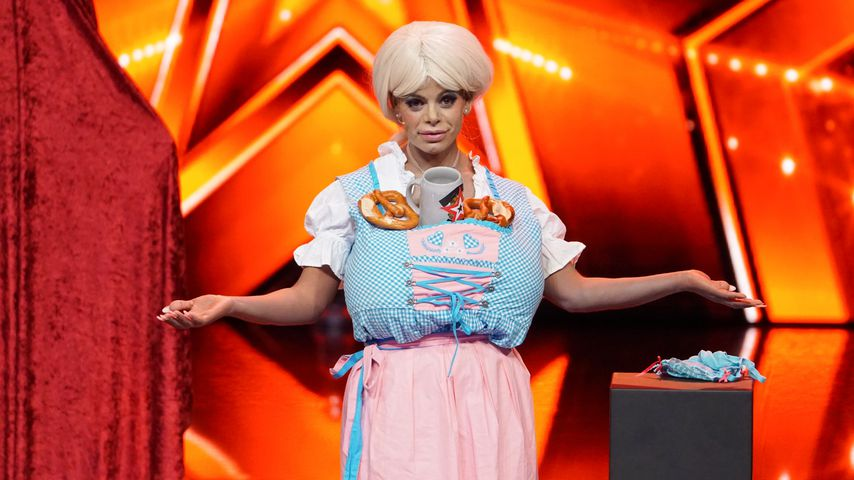 "Martina Big bei ""Das Supertalent"""