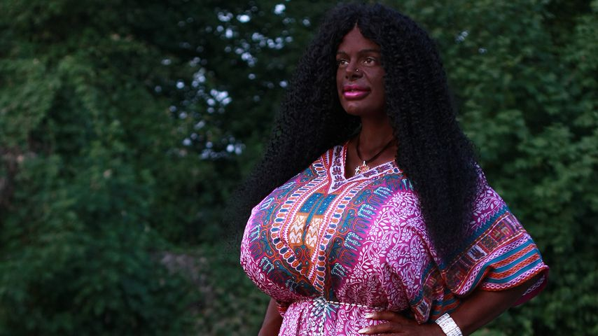 Oben XXXL unten S: Shopping-Probleme bei Model Martina Big