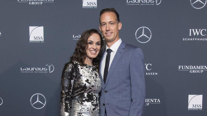 Ex-Tennis-Ass im Liebes-Glück: Martina Hingis hat geheiratet