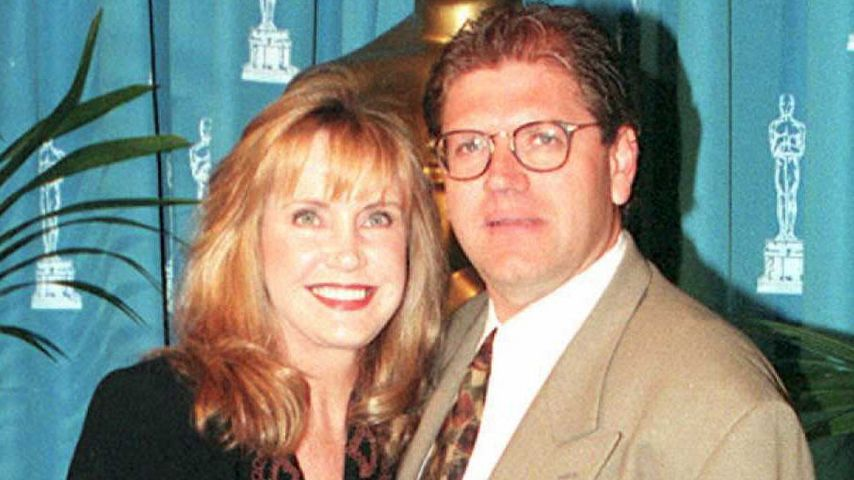 Mary Ellen Trainor und Robert Zemeckis