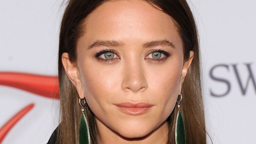 Schauspielerin Mary-Kate Olsen