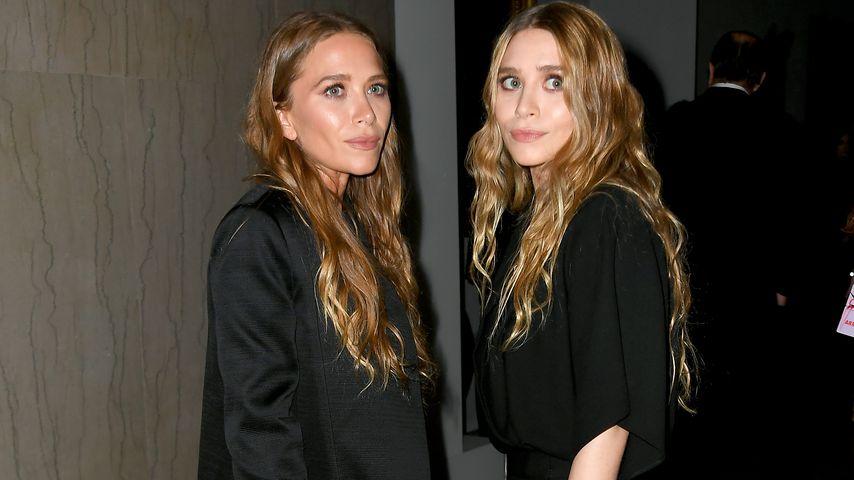 Mary-Kate Olsen und Ashley Olsen bei den CFDA Awards, 2019