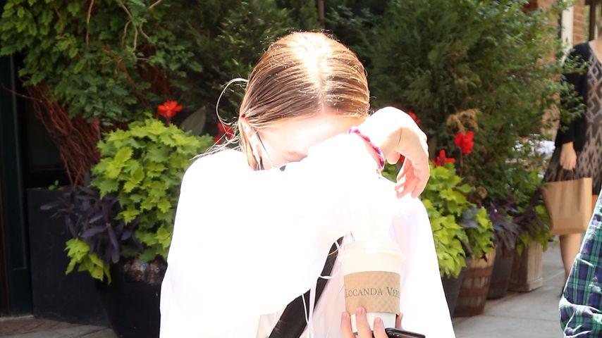 Mary-Kate Olsen in New York