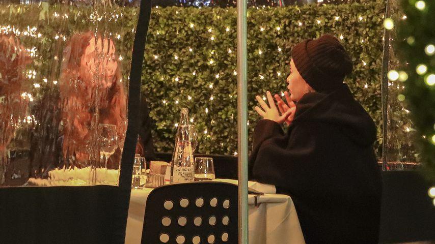 Mary-Kate und Ashley Olsen, Dezember 2020