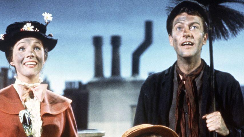 Disney lässt sie auferstehen: Mary Poppins zaubert wieder!