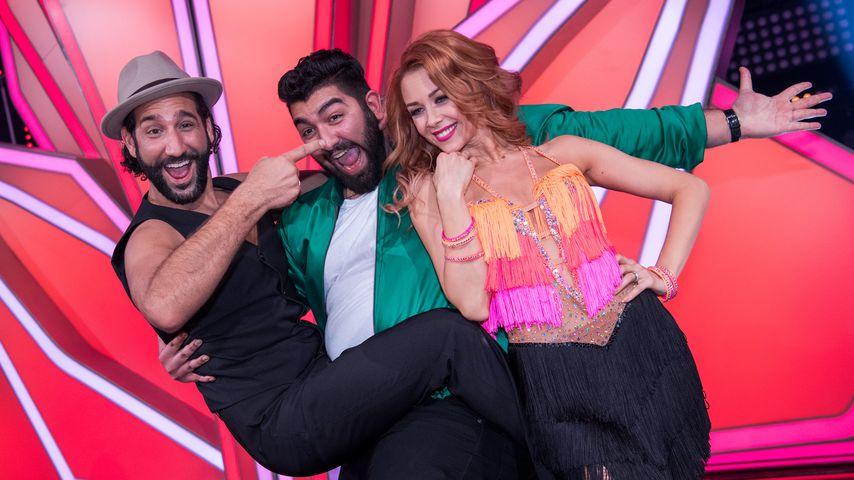 """Bromance bei """"Let's Dance"""": Sind Massimo und Faisal BFFs?"""