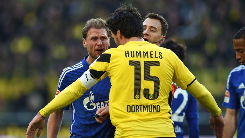 Mats Hummels mit seiner Rückennummer 15