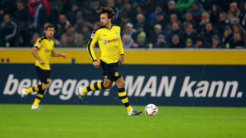 Mats Hummels spielt für Borussia Dortmund