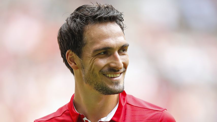 Mats Hummels, seit 2016 beim FC Bayern München