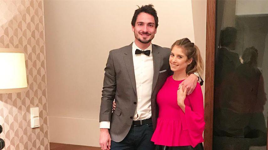 Mats und Cathy Hummels, seit Juni 2015 verheiratet