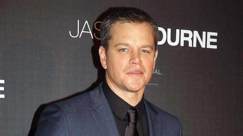 Kein Promibonus: Matt Damons Kids von Privatschule abgelehnt